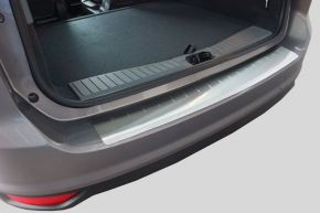 Cubre parachoques de acero inoxidable para Ford Focus III Sedan/4D, -2011