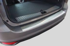 Cubre parachoques de acero inoxidable para Nissan Tida 5D, 2007-2012