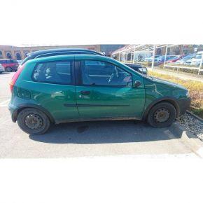 Protector plástico paso de rueda para FIAT PUNTO II HTP 3-PUERTAS 1999-2010