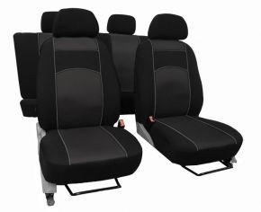Fundas de asiento a medida Vip FIAT DUCATO III 2+1 (2007-2014)