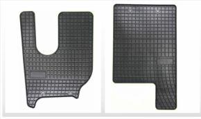 Alfombrillas de goma para RENAULT T 2 piezas 2013-
