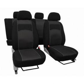 Fundas de asiento a medida Vip AUDI 80 B4 (1990-2000)