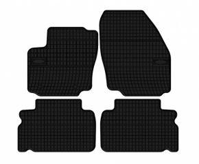 Alfombrillas de goma para FORD S-MAX II 4 piezas 2015-