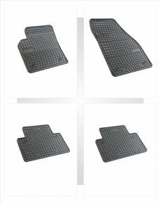 Alfombrillas de goma para VOLVO V40, V50, V60, V70 4 piezas 2005-