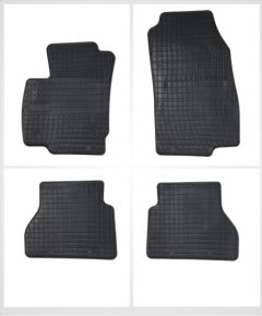 Alfombrillas de goma para FORD B-MAX 4 piezas 2012-