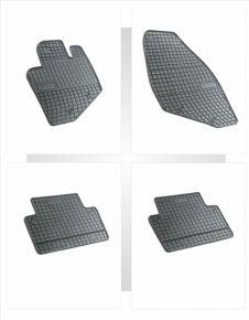 Alfombrillas de goma para VOLVO S60 4 piezas 2000-2009