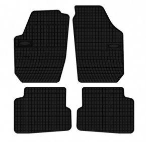 Alfombrillas de goma para SEAT CORDOBA 4 piezas 2009-