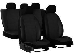 Fundas de asiento a medida Piel con impresión AUDI A4 B8 (2007-2015)-