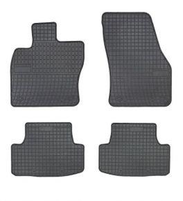 Alfombrillas de goma para SEAT ARONA 4 piezas 2017-up