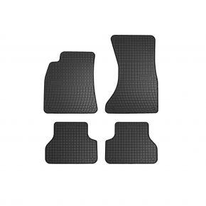 Alfombrillas de goma para AUDI A5 II 4 piezas 2016-
