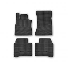 Alfombrillas de goma para MERCEDES S-CLASS W222 SEDAN LONG 4 piezas 2013-up