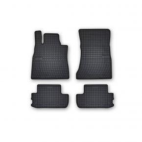 Alfombrillas de goma para MERCEDES S-CLASS W222 COUPE 4 piezas 2013-up