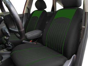 Fundas de asiento a medida Rombo (acolchado) AUDI A4 B6 (2000-2006)
