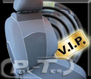Fundas de asiento a medida Vip RENAULT TRAFIC