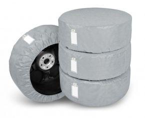 Conjunto de fundas para los neumáticos de las ruedas SEASON 4