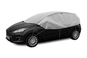 Funda protectora OPTIMIO para los vidrios y el techo del auto Volkswagen Up 255-275 cm