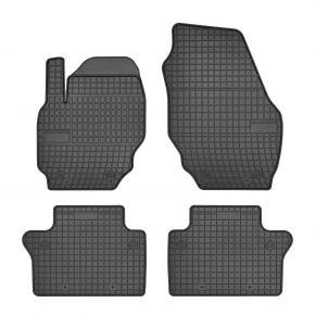 Alfombrillas de goma para VOLVO V60 4 piezas 2011-2018
