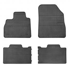 Alfombrillas de goma para RENAULT ESPACE V 4 piezas 2015-up