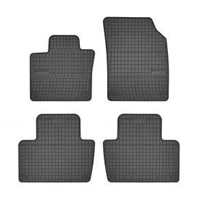 Alfombrillas de goma para VOLVO XC90 II 4 piezas 2015-up