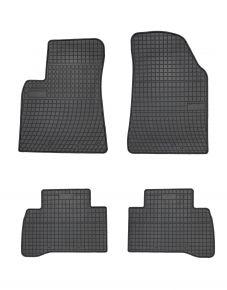 Alfombrillas de goma para KIA NIRO 4 piezas 2014-up