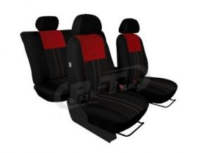 Fundas de asiento a medida Tuning Due FIAT IDEA Multijet (2004-2012)