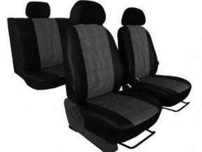 Fundas de asiento a medida Piel con impresión SEAT ALHAMBRA