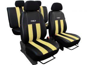 Fundas de asiento a medida GT SKODA OCTAVIA 3 (2013-2019)