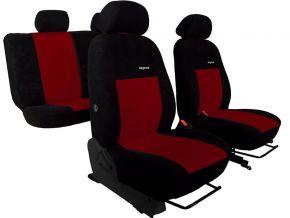 Fundas de asiento a medida Elegance FORD TRANSIT CUSTOM Cabina doble (6 personas)