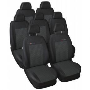 Fundas de asiento para OPEL ZAFIRA A FL, 7 asientos
