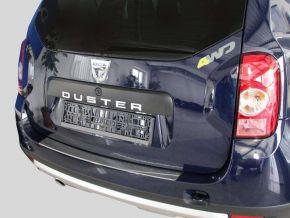 Cubre parachoques de acero inoxidable para Dacia Duster, -2010