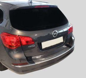 Cubre parachoques de acero inoxidable para Opel Astra IV J HB, -2009
