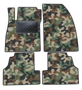 Army car mats Chevrolet Trax/Mokka  2013 4ks