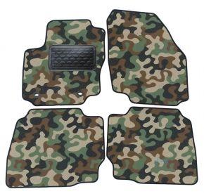 Army car mats Ford Mondeo  2007-2015  4ks