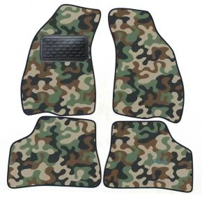 Army car mats Hyundai Accent  1994-2000 4ks