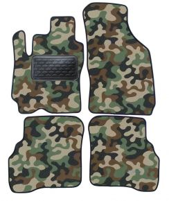 Army car mats Hyundai Atos  2004-2008