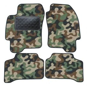 Army car mats Jaguar X Type 2005-2008 4ks