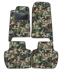Army car mats Jaguar X300 1995-1997 4ks