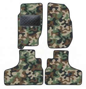 Army car mats Jeep Cherokee 2001-2007 4ks