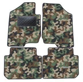 Army car mats Kia Carens 2007-up 4ks