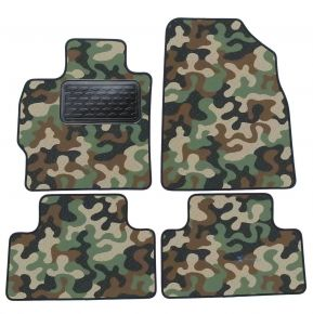 Army car mats Mazda CX-7  2007-up