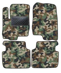 Army car mats Mitsubishi Colt 2003-up 4ks