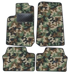 Army car mats Opel Vectra B 1995-2002 4ks