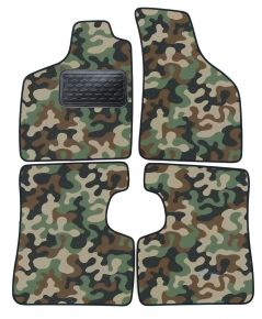 Army car mats Renault Twingo I 1993-2006 4ks