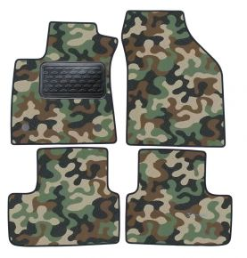 Army car mats Renault Megane IV Grand Coupe 2017-