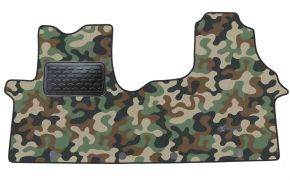 Army car mats Renault Trafic 2014-up 1 ks