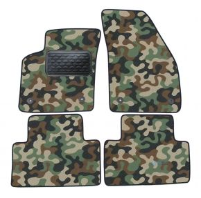 Army car mats Volvo C30 2007-up 4ks