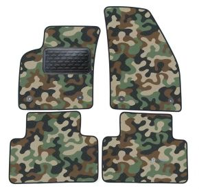 Army car mats Volvo V50 / S40   2004-2012 4ks