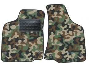 Army car mats Volkswagen Caddy 1998-2003 4ks
