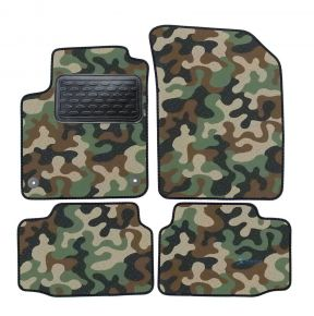 Army car mats Volkswagen UP ! 2010-up  4ks