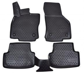 Alfombrillas de goma SEAT Leon  2012-up  4 piezas
